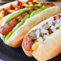 Carrot Hot Dogs - Vegan